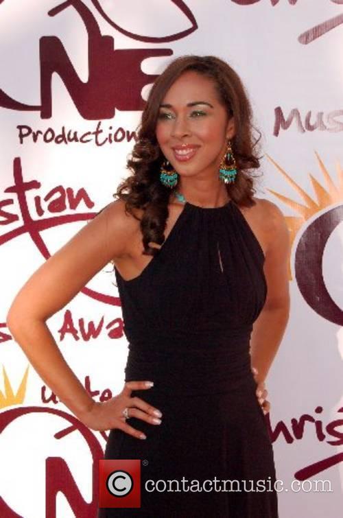 Joann Rosario Gospel Vocalist at the Christian Music...