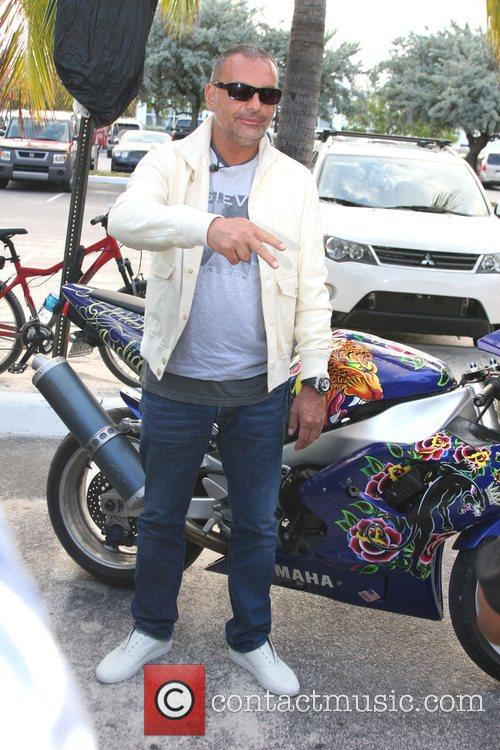 Christian Audigier Motorcycles designed by Ed Hardy on...