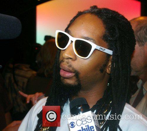 Lil Jon Mercedes-Benz Fashion Week 2007 held at...