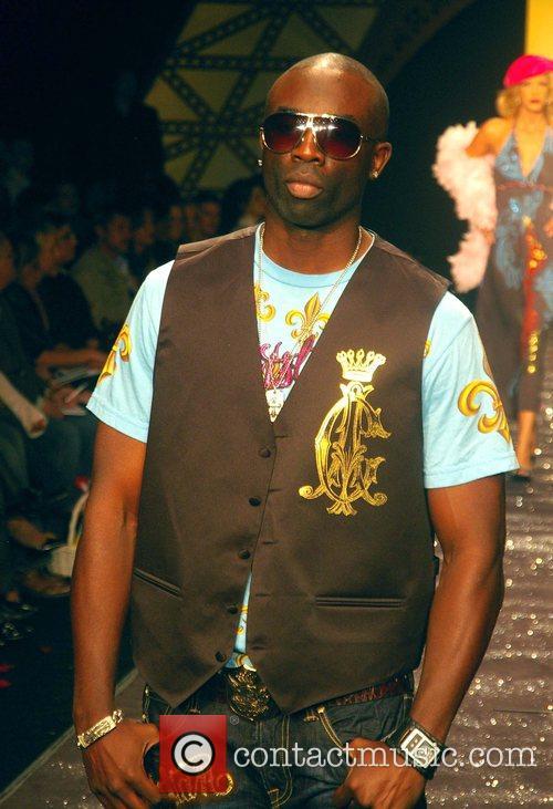 Sam Sharapong Mercedes-Benz Fashion Week 2008 at Smashbox...