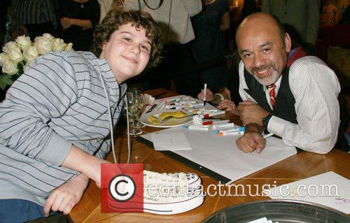 Christian Louboutin  the shoe designer of the...