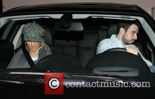 Christina Aguilera, Jordan, Jordan Bratman