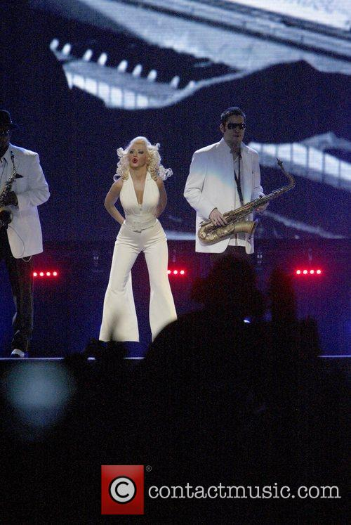 Christina Aguilera 36