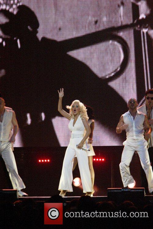 Christina Aguilera 74