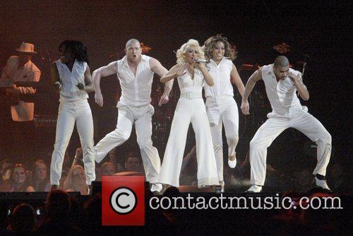 Christina Aguilera 52