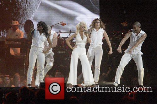 Christina Aguilera 25