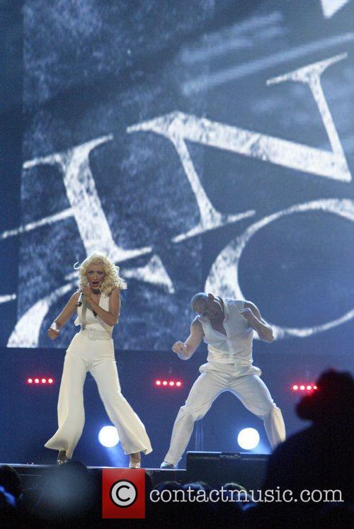 Christina Aguilera 40