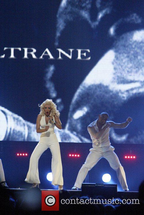 Christina Aguilera 50