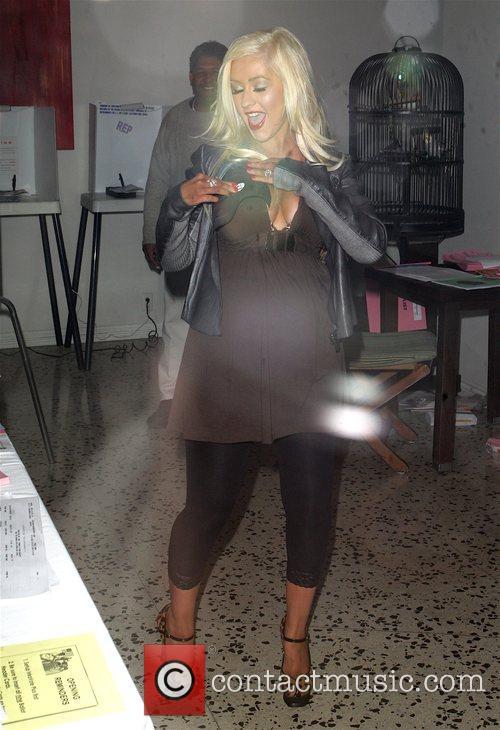 Christina Aguilera 18