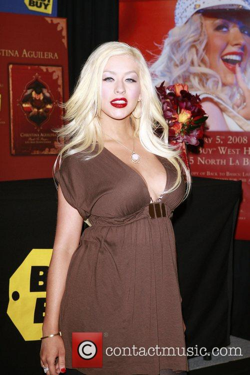 Christina Aguilera and Back To Basics 5