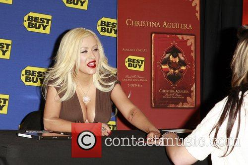 Christina Aguilera and Back To Basics 9