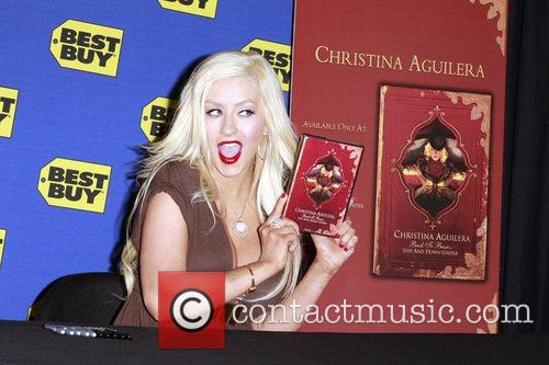 Christina Aguilera and Back To Basics 6