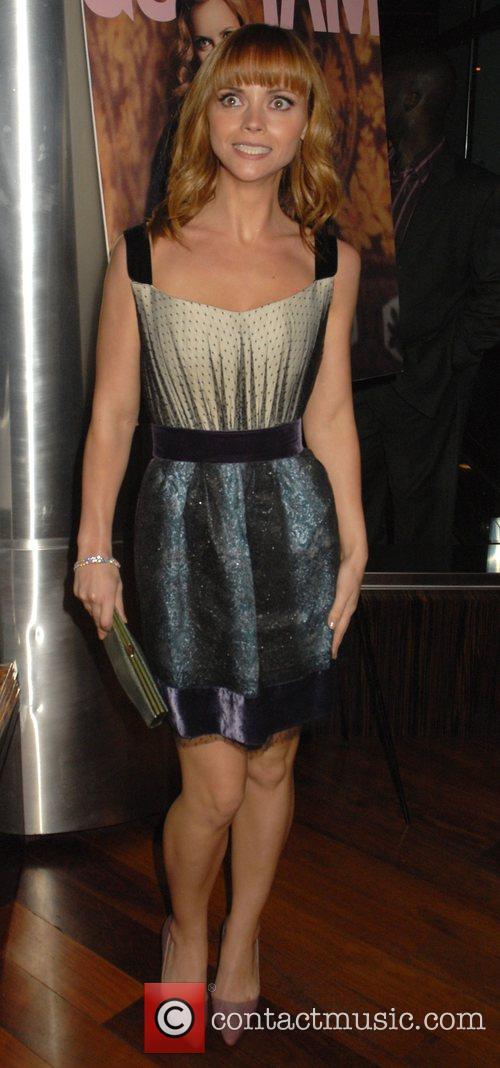 Christina Ricci  Attends the Gotham Magazine event...