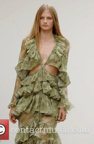 London Fashion Week Spring/Summer 2008 at the Christopher...