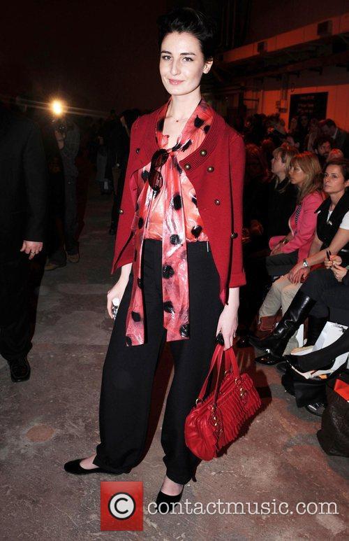 London Fashion Week Autumn/Winter 2008 - Christopher Kane...