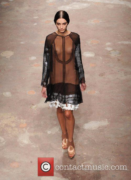 London Fashion Week Autumn/Winter 2008 - Christopher Kane...