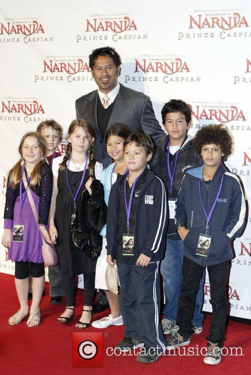 The Australian premiere of 'The Chronicles of Narnia:...