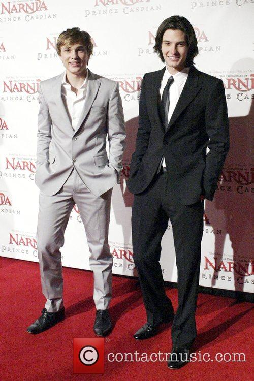 William Moseley and Ben Barnes 6