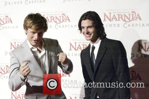 William Moseley and Ben Barnes 7