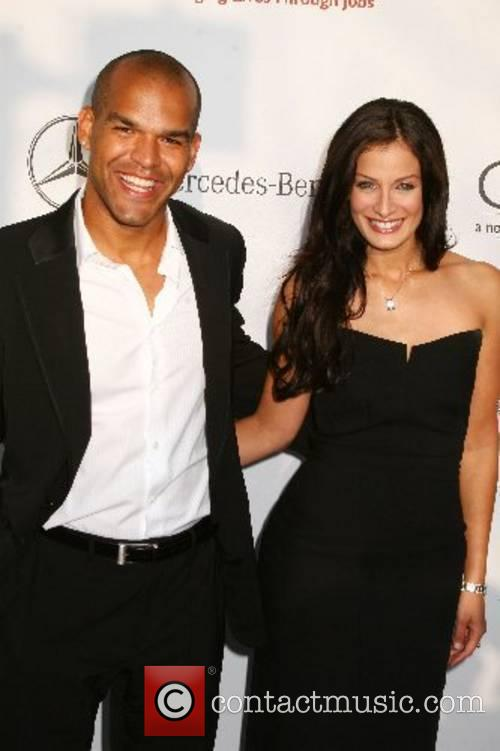 Amaury Nolasco and Dayanara Torres 2007 Chrysalis Butterfly...