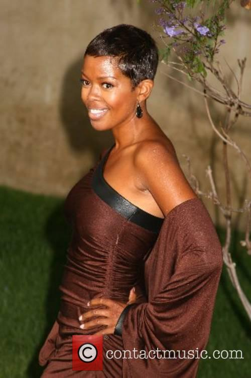 Malinda Williams 2007 Chrysalis Butterfly Ball held at...