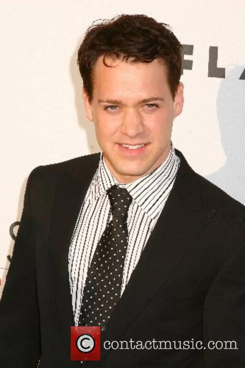 T.R. Knight 2007 Chrysalis Butterfly Ball held at...