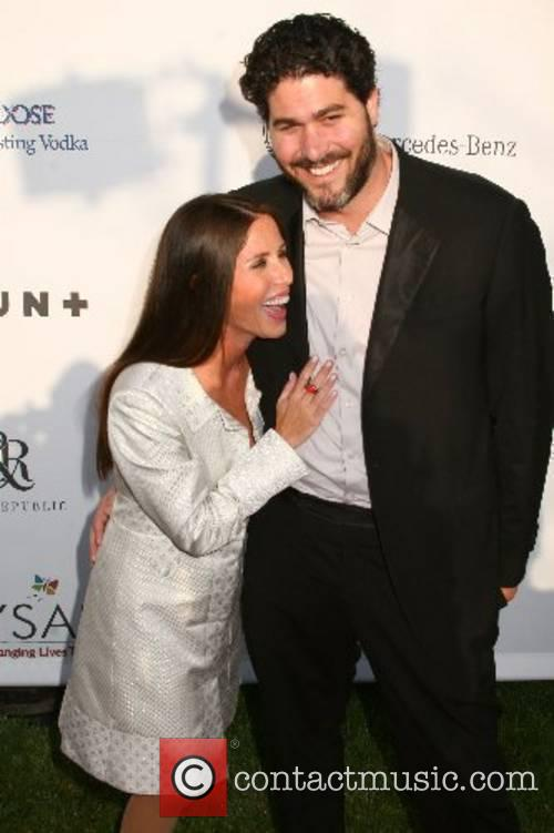 Soleil Moon Frye and Jason Goldberg 2007 Chrysalis...