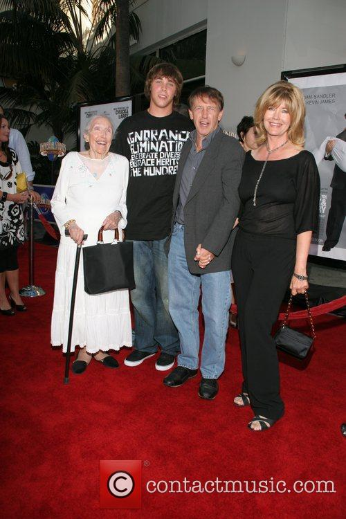 Director Dennis Dugan and family 'I Now Pronounce...