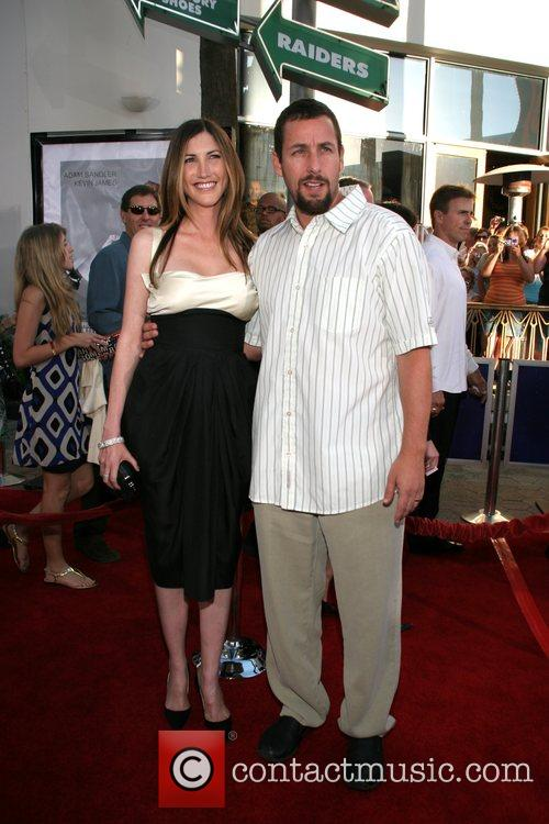 Jackie Sandler and Adam Sandler 'I Now Pronounce...