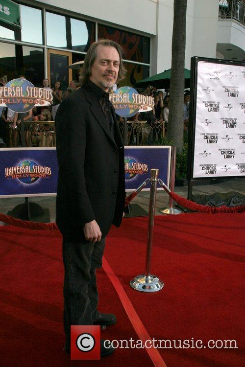 Steve Buscemi, Gibson Amphitheatre