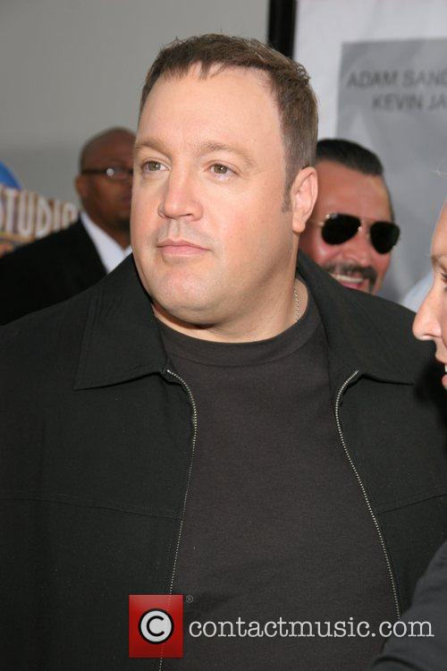 Kevin James 'I Now Pronounce You Chuck &...