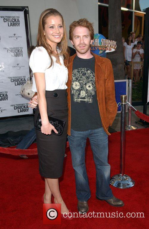 Candace Bailey and Seth Green 'I Now Pronounce...