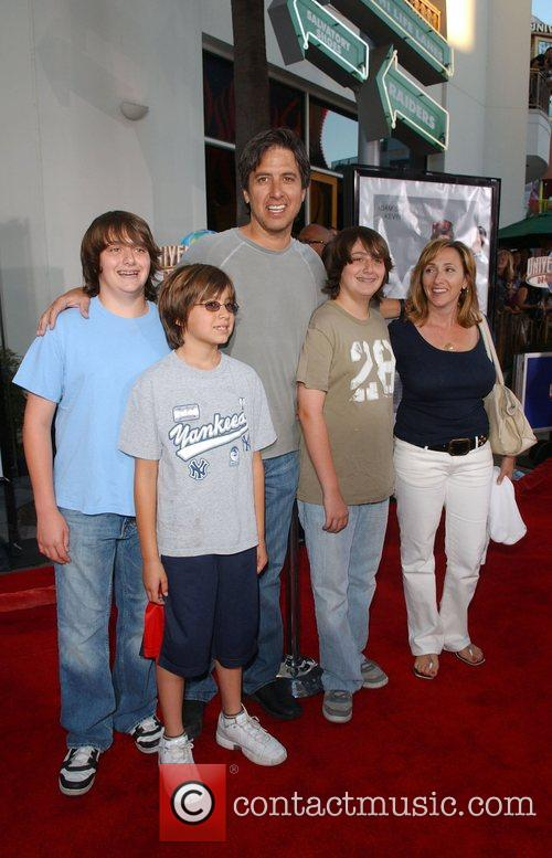 Ray Romano and family 'I Now Pronounce You...