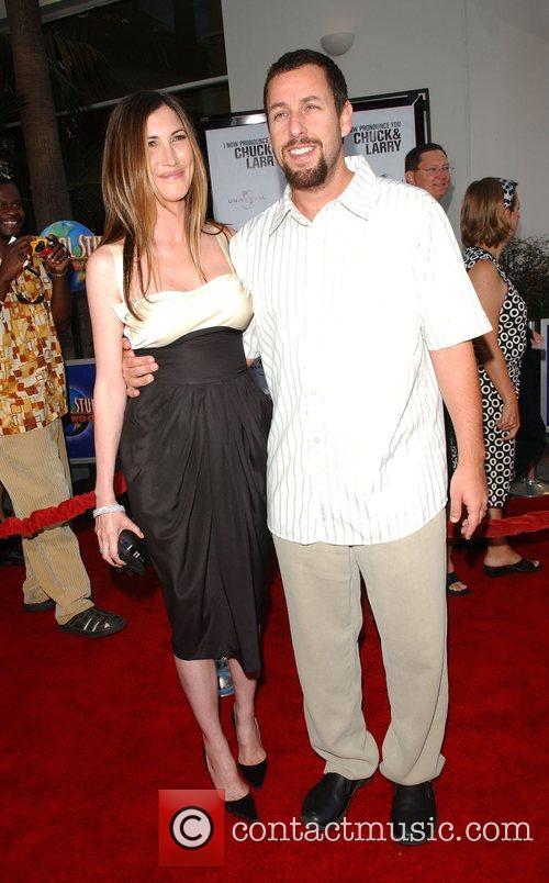 Adam Sandler and Jackie Sandler 'I Now Pronounce...