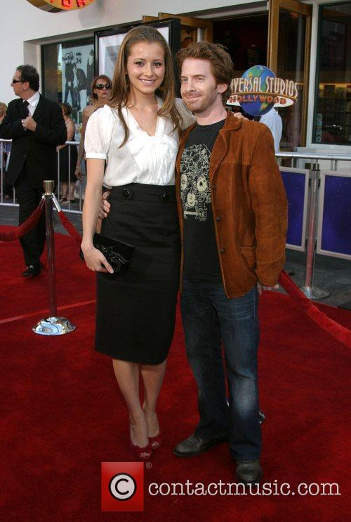 Seth Green and Candace Bailey 4