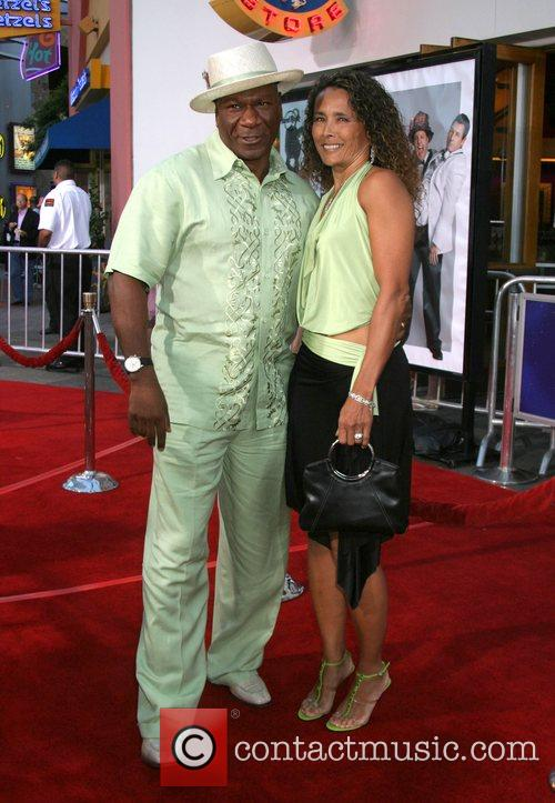 Ving Rhames and Wife 'I Now Pronounce You...