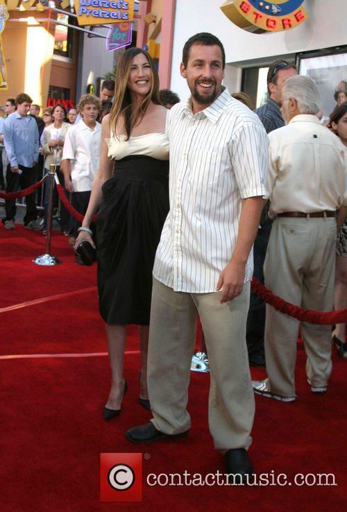Adam Sandler and wife Jackie Sandler 'I Now...