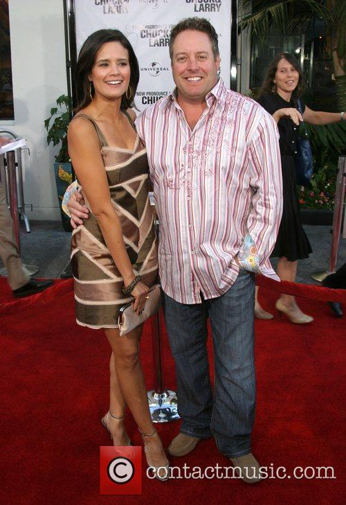 Gary Valentine and date 'I Now Pronounce You...
