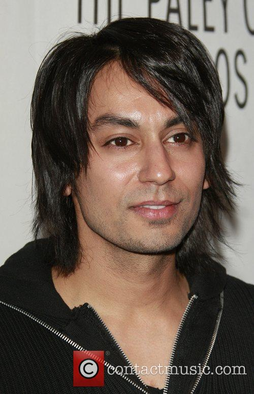 Vik Sahay The cast and crew of Chuck...