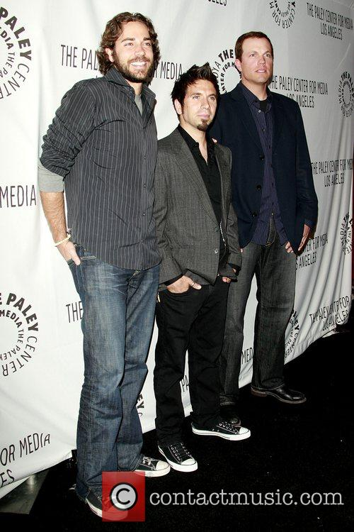 Zachary Levi, Gomez, Joshua Gomez and Arclight Theater 3
