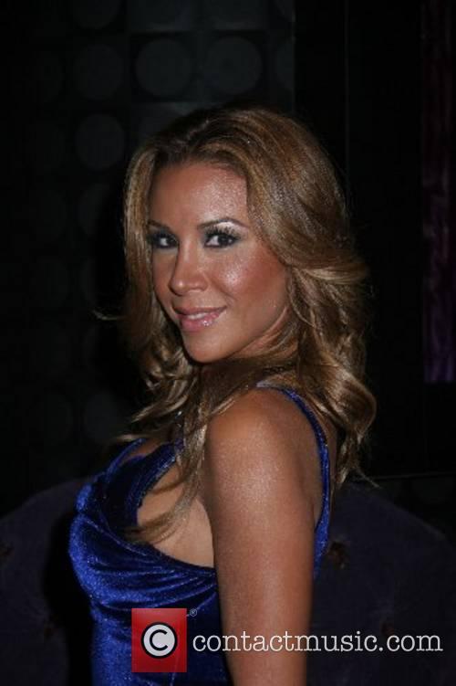 Vanessa Barlowe of the 'Mary Jane Girls' Cindy...