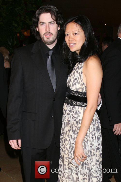 Jason Reitman and Wife Association of Cinema Editors...