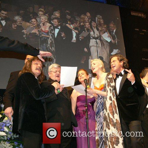 Atmosphere 7th annual Cinema for Peace Award and...