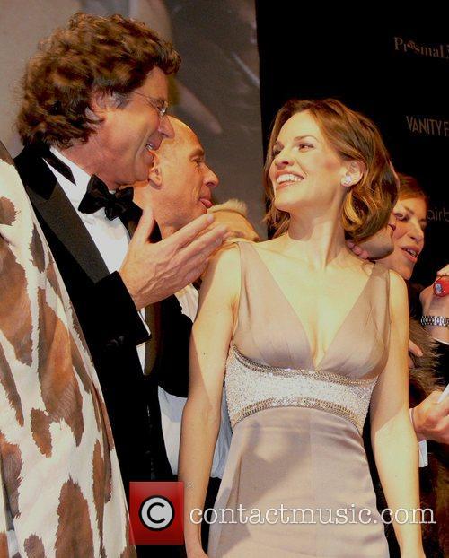 Florian Langenscheidt, Hilary Swank 7th annual Cinema for...