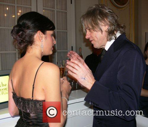 Minu Barati-Fischer, Bob Geldof 7th annual Cinema for...
