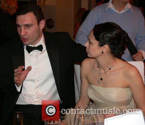 Vitali Klitschko, Natalia Egorova 7th annual Cinema for...