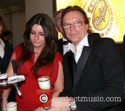 Wolfgang Lippert 7th annual Cinema for Peace Award...