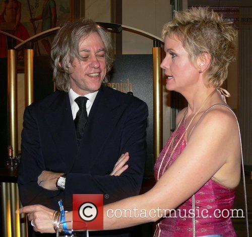 Bob Geldof, Carola Ferstl 7th annual Cinema for...