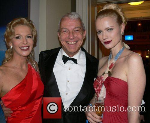 Grit Weiss, Jo Groebel, Franziska Knuppe 7th annual...