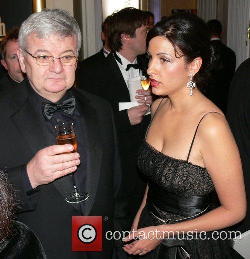 Joschka Fischer, Minu Barati-Fischer 7th annual Cinema for...